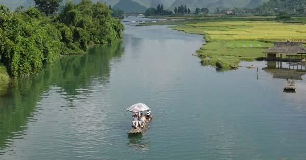 Tả cảnh sông nước