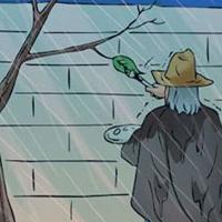 Tại sao nói rằng trong truyện ngắn Chiếc lá cuối cùng của O.Hen-ri, chiếc lá cụ Bơ-men vẽ trên tường là một kiệt tác?