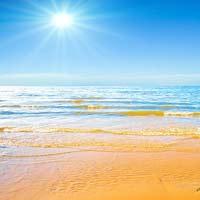 Lập dàn ý bài văn tả cảnh biển vào buổi sáng lớp 5