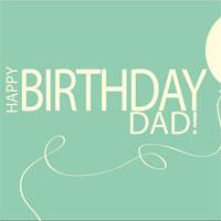 Những lời chúc mừng sinh nhật dành cho bố hay nhất