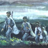 Bài viết số 3 lớp 12 đề 2:Phân tích tâm trạng của tác giả khi nhớ về miền Tây Bắc Bộ và những người đồng đội trong bài Tây Tiến