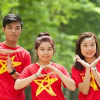 Lời bài hát Tự hào Việt Nam