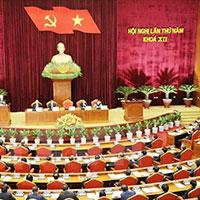 Bài dự thi Tìm hiểu Nghị quyết Hội nghị Trung ương 5 khóa XII