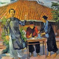 Tiểu sử cuộc đời và sự nghiệp sáng tác của Nguyễn Đình Chiểu