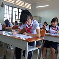 Đề thi học sinh giỏi môn Toán lớp 9 trường THCS Lê Hồng Phong năm 2017 - 2018