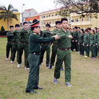 Đề thi giáo viên dạy giỏi môn Giáo dục quốc phòng - an ninh trường THPT Thuận Thành 3, Bắc Ninh năm học 2017 -  2018
