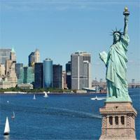 Trắc nghiệm Địa lý 11 bài 6: Hợp chủng quốc Hoa Kỳ (Tiết 1)