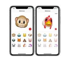 Cách tạo và chia sẻ Animoji trên Iphone X