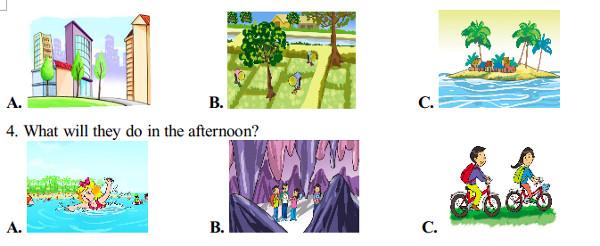 Đề kiểm tra giữa học kì 1 môn tiếng Anh 5