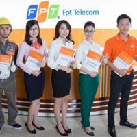 Thủ tục lắp đặt mạng FPT