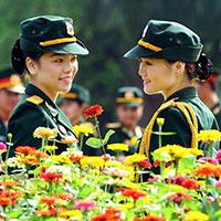 Bài tuyên truyền Ngày thành lập quân đội nhân dân Việt Nam và Ngày hội Quốc phòng toàn dân