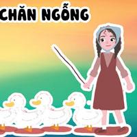 Truyện cổ tích cho bé: Nàng công chúa chăn ngỗng