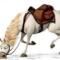 Truyện cổ tích cho bé: Sự tích cái yên ngựa