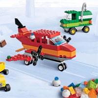 Hướng dẫn lắp ráp LEGO hình con cò