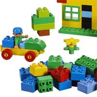 Hướng dẫn lắp ráp LEGO hình quả bí ngô Halloween