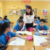 Đề thi học kì 1 môn Lịch sử - Địa lý lớp 5 trường Tiểu học Hợp Thịnh, Vĩnh Phúc năm học 2017 - 2018