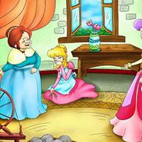 Truyện cổ tích cho bé: Ba bà kéo sợi