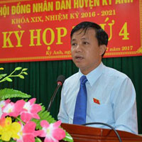 Bài phát biểu khai mạc kỳ họp Hội đồng nhân dân