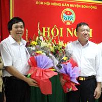 Báo cáo kiểm điểm của ban chấp hành Hội nông dân xã