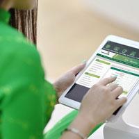 Cách đổi mật khẩu Internet Banking Vietcombank