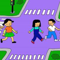 Bài dự thi tham gia an toàn giao thông đường bộ