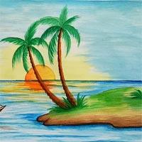 Truyện cổ tích cho bé: Sự tích cây dừa
