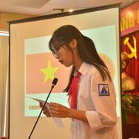 Bài tham luận về đạo đức tại Đại hội Đoàn