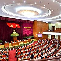 Những nội dung cơ bản của các nghị quyết Trung ương 6 khóa 12