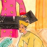 Truyện cổ tích cho bé: Kiện ngành đa