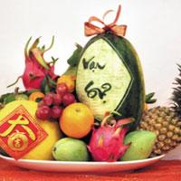 15 loại quả đem tài lộc, may mắn nên được chưng trên bàn thờ dịp Tết