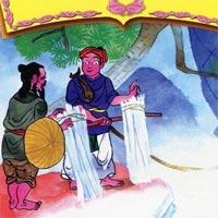 Truyện cổ tích cho bé: Người con hiếu thảo