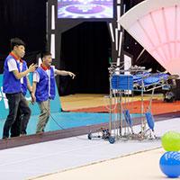 Chủ đề cuộc thi Robocon Việt Nam 2018