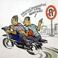 Tiểu phẩm tuyên truyền về An toàn giao thông