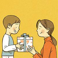 Viết thư gửi mẹ - Thư gửi mẹ hiền