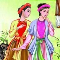 Soạn Văn 9: Chị em Thúy Kiều (trích Truyện Kiều)