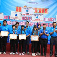 Đội hình - Đội ngũ trong nghi lễ Hội LHTN Việt Nam