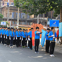 Một số quy định trong nghi lễ Hội LHTN Việt Nam