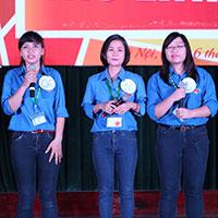 Đáp án câu hỏi hội thi thủ lĩnh thanh niên tài năng