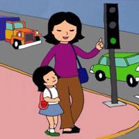 Văn mẫu lớp 5: Lập chương trình hoạt động tuần hành tuyên truyền về an toàn giao thông