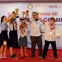 Hướng dẫn dự thi vòng 1 - English Champion 2018