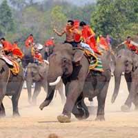 Tập đọc lớp 3: Hội đua voi ở Tây Nguyên