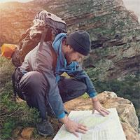 Tập bản đồ Địa lý lớp 6 bài 16: Thực hành đọc bản đồ (hoặc lược đồ) địa hình tỉ lệ lớn