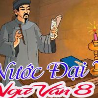 Chứng minh rằng Nước Đại Việt ta là một áng văn đầy niềm tự hào dân tộc