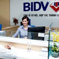 Cách làm thẻ ATM BIDV