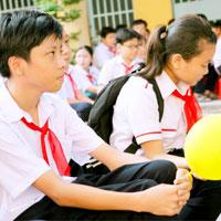 Kỹ năng sống cho học sinh THCS trong nhà trường