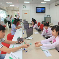 Thủ tục làm thẻ ATM VPBank