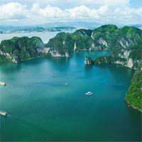 Tập bản đồ Địa lý lớp 9 bài 38: Phát triển tổng hợp kinh tế và bảo vệ tài nguyên, môi trường Biển - Đảo