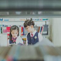Văn mẫu lớp 5: Tả cái tủ sách của em
