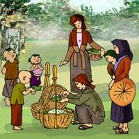 Giải bài tập Ngữ văn lớp 7 bài 14: Một thứ quà của lúa non: Cốm
