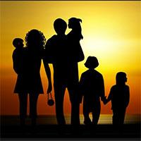Viết đoạn văn ngắn về chủ để tình cảm gia đình